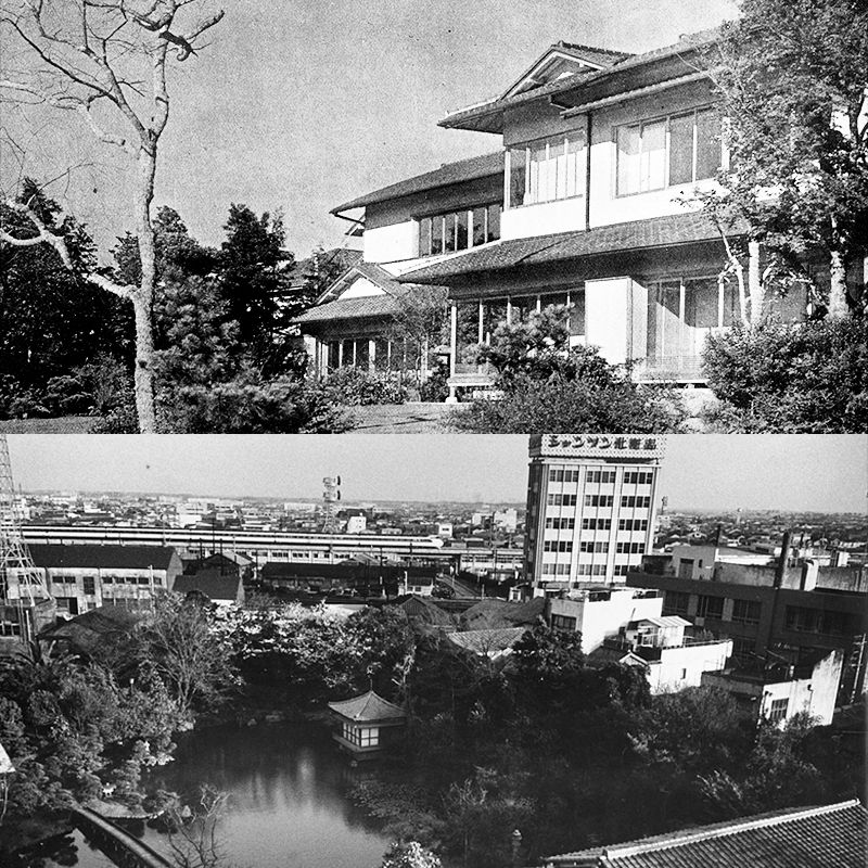 昭和時代初期と後期