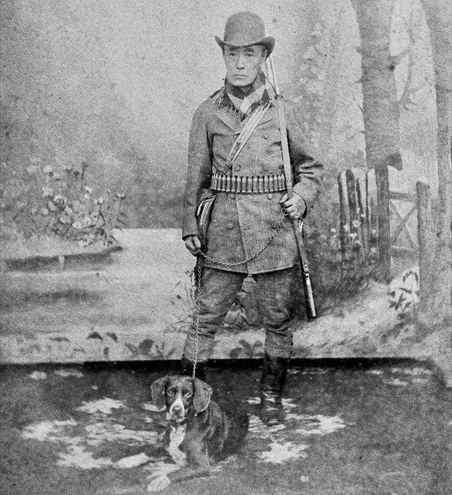 徳川慶喜肖像