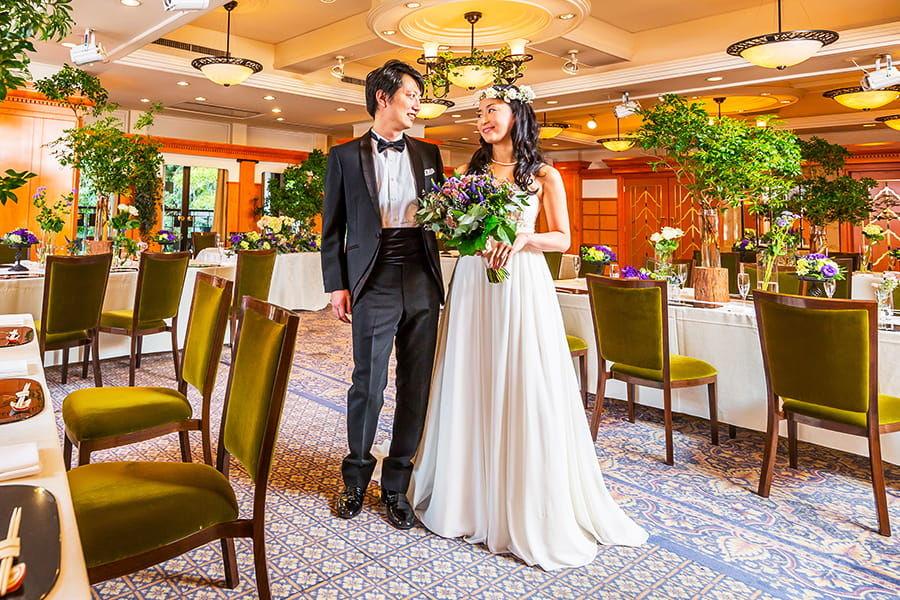 婚礼プラン
